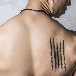Tatouage homme swag